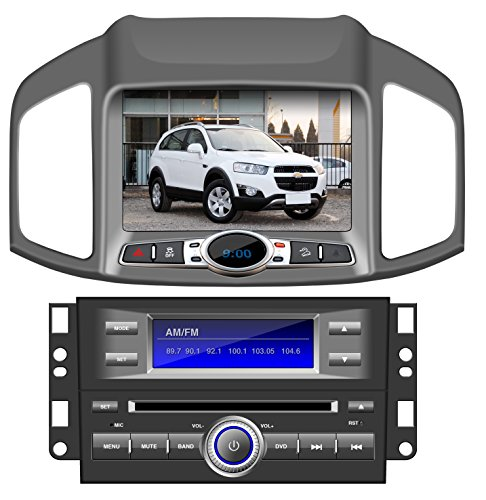 for chevrolet captiva 2012 2014 multi touch screen car dvd gps navigation build in bluetooth. Black Bedroom Furniture Sets. Home Design Ideas