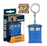 Funko POP Keychain: Doctor Who - Tardis Figure