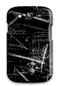 Carroll Boock Joany's Shop Perfect Tpu Case For Galaxy S3/ Anti-scratch Protector Case (rock)