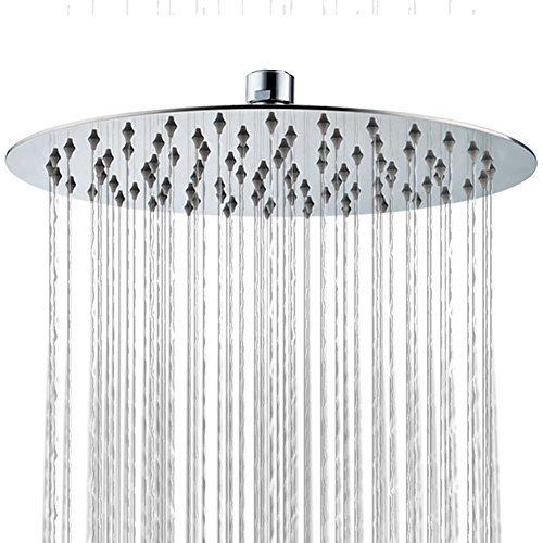 rain type shower head - 3
