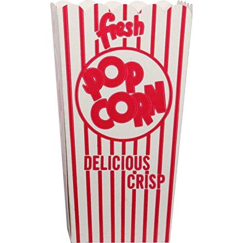 48E Open Top Popcorn Box (500/Case)