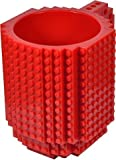 AWESOME Building Brick Mug - Red