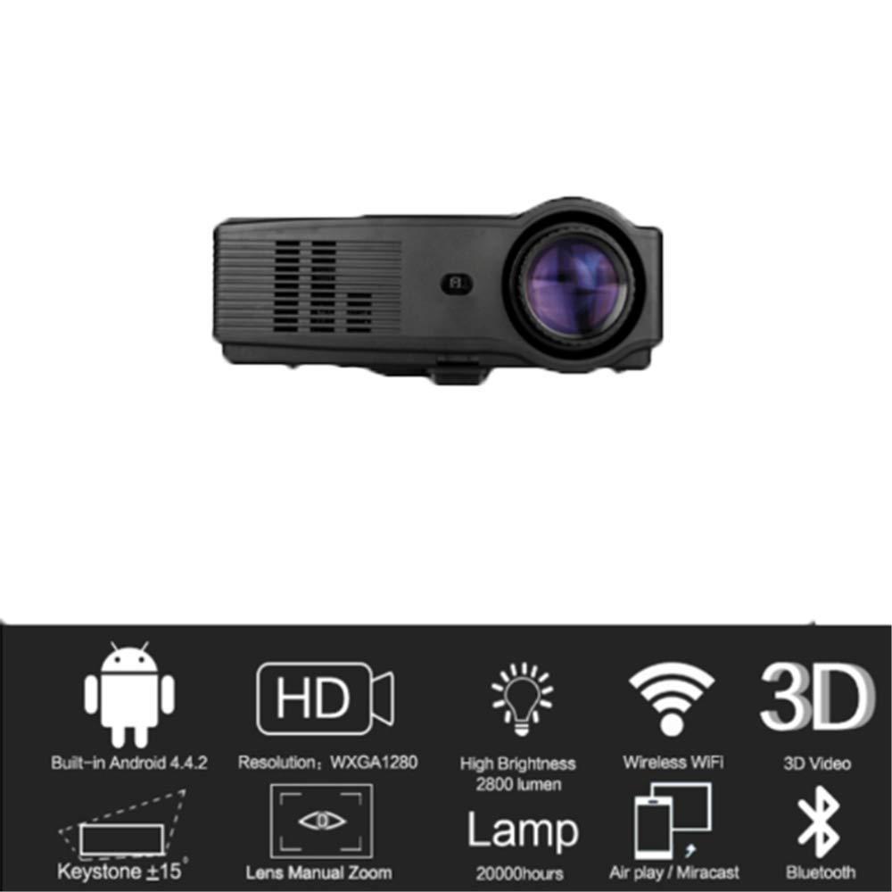 Four Proyector de Video Mini proyector, Soporte de Video 1080P HD ...