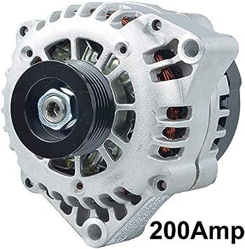 100/% New Premium Quality Alternator Chevrolet Blazer 1998-2000 4.3L 4.3 V6