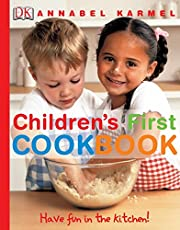 Children's First Cookbook: Have Fun in the Kitchen!