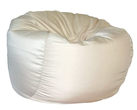 Incredible Amazon Com Ahh Products 36 Wide Large Bean Bag Chair Evergreenethics Interior Chair Design Evergreenethicsorg