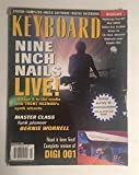 img - for 2000 Trent Reznor Nine Inch Nails Live Keyboard Magazine Volume 26, No. 2 Issue 287 : Industrial Metal Skinny Puppy Ogre Ohgr Ministry Al Jourgenson book / textbook / text book