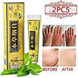 Psoriasis Treatment, Psoriasis Cream for Dermatitis, Eczema,Natural Chinese Herbal Cream Eczema Dermatitis Psoriasis