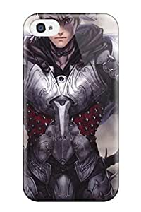 TYH - Best 9052870K429225001 anime girl Anime Pop Culture Hard Plastic ipod Touch 4 cases phone case