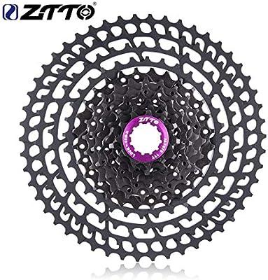 Zinniaya Cassette de 11 velocidades ZTTO 11-50T Rueda Libre ...