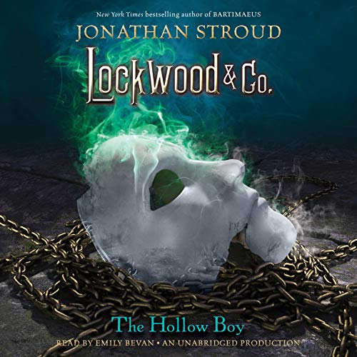 Lockwood & Co., Book 3: The Hollow -