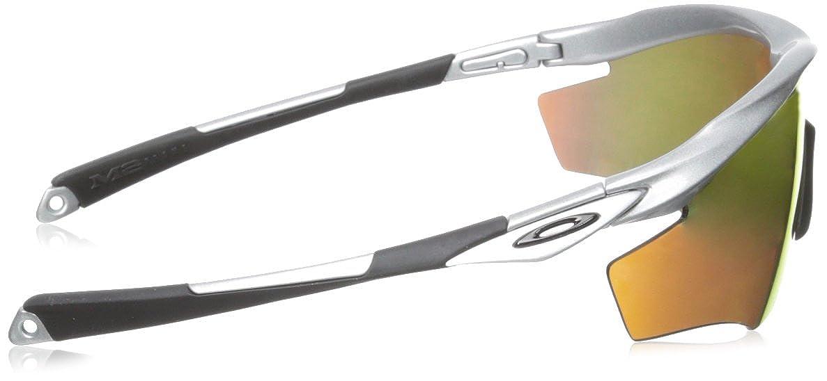 e1b4d803dc Amazon.com  Oakley M2 Frame Non-Polarized Iridium Shield Sunglasses ...