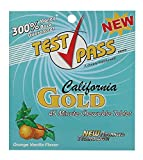Test-Pass California Gold 45 Minute Chewable Tablet