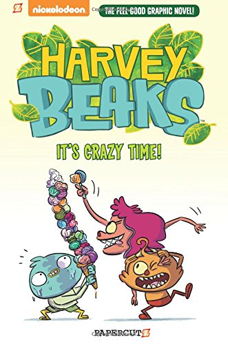 Download Harvey Beaks #2: 'It's Crazy Time' pdf