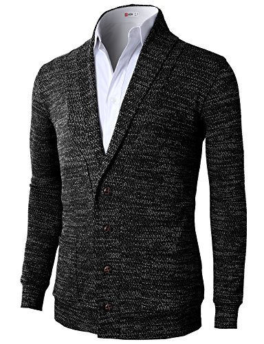 H2H Fashion Cardigan without Buttons