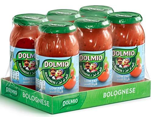 Dolmio Originele vetarme saus voor Bolgnese 500 g (Pack van 6)