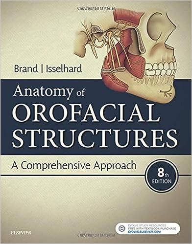 Anatomy of Orofacial Structures E-Book: A Comprehensive Approach, 8th Edition - Original PDF