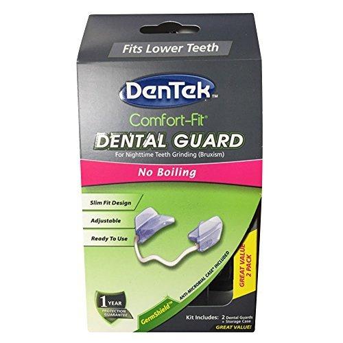 DenTek Comfort Fit Dental Guard kit - Twin pack