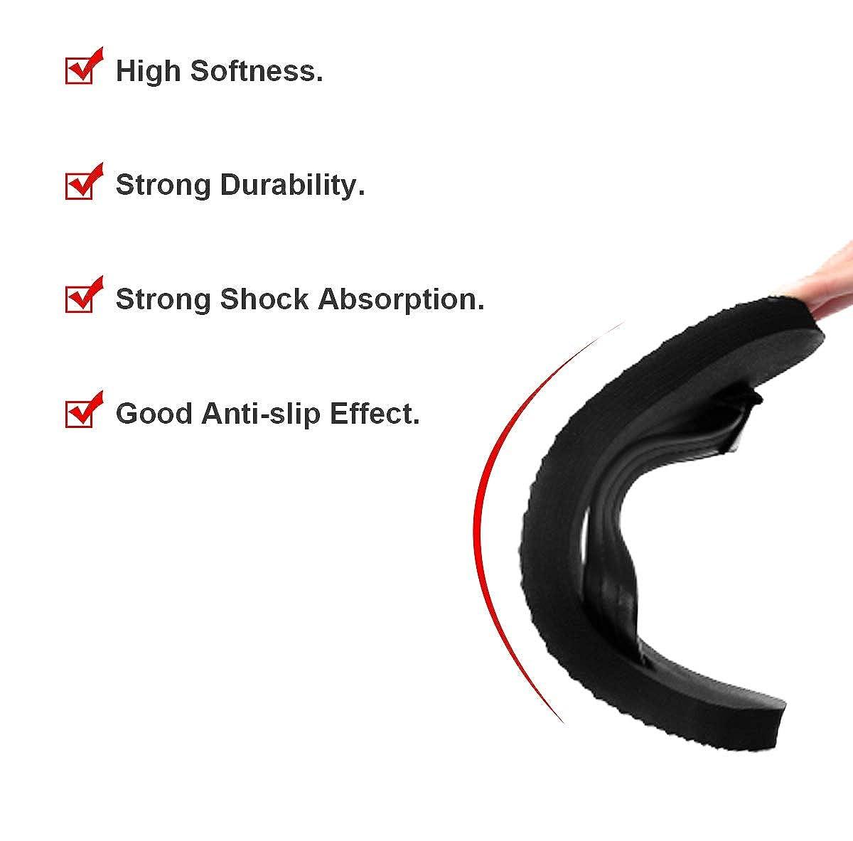 4HOW Unisex Flip Flops Sandal for Little Kids//Big Kids
