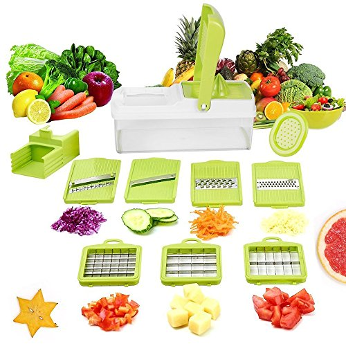 HONGJING Interchangeable Stainless Vegetable Container