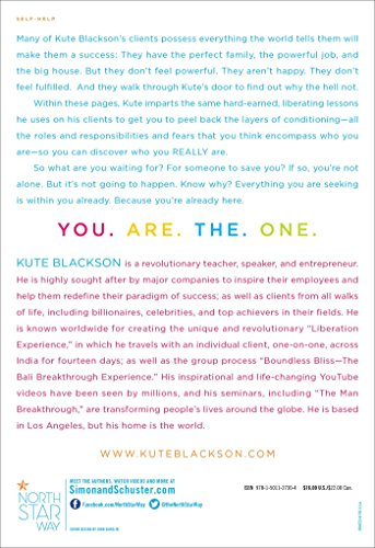Large Product Image of You Are The One: A Bold Adventure in Finding Purpose, Discovering the Real You, and Loving Fully