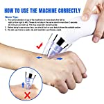 Updated 2019 Blackhead Remover Pore Vacuum - Blackhead Remover Vacuum Facial Pore Cleanser Electric Acne Comedone Extractor Kit for Facial Skin Beauty Device