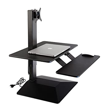 Amazoncom LIHIDESK Electric Motorized Desktop workstation