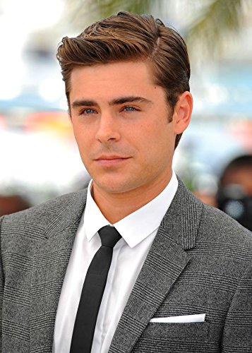 Gabriela 24inch x 34inch Zac Efron The Greatest Showman Baywatch 17 Again Waterproof Poster (Bathroom, Outdoors wherever you like) By