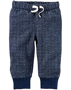 Baby Boys' Drawstring Pants