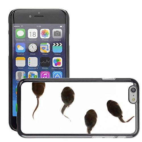 """Bild Hart Handy Schwarz Schutz Case Cover Schale Etui // M00135645 Kaulquappen Entwicklung Wasser Natur // Apple iPhone 6 PLUS 5.5"""""""