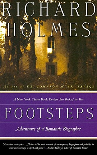 Pdf Reference Footsteps: Adventures of a Romantic Biographer