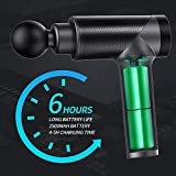 Massage Gun, Handheld Electric Deep Tissue Body