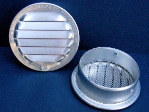 4 aluminum soffit vent - 4