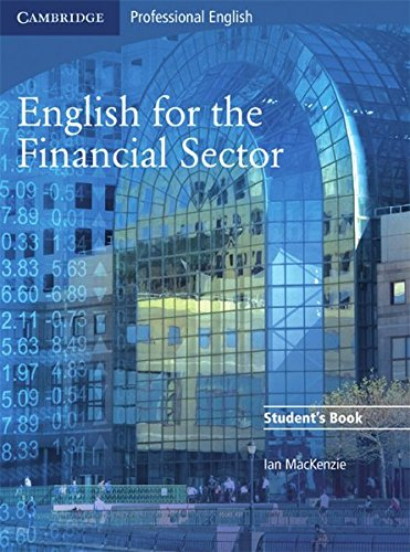 English for the Financial Sector: Student's Book