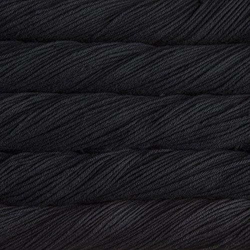 Malabrigo Merino Yarn - Malabrigo Rios yarn (195 - Black)