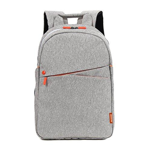 KINGSLONG Laptop Backpack up to 15.6 inches Multi-compartment Padded Daypacks for Notebook Computer