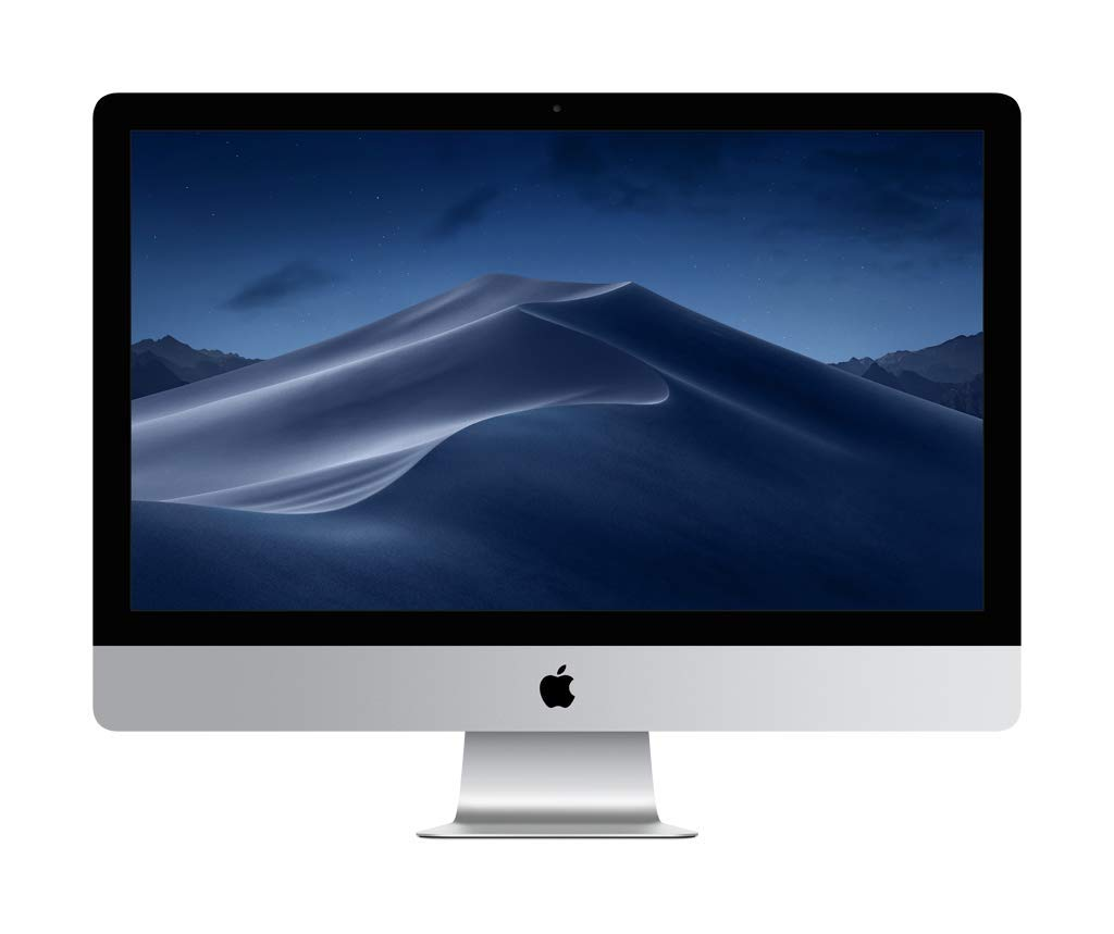 Apple Imac (27 Inch Retina 5K Display, 3.5 Ghz Quad-Core Intel Core I5, 8 Gb Ram, 1 Tb) - Silver