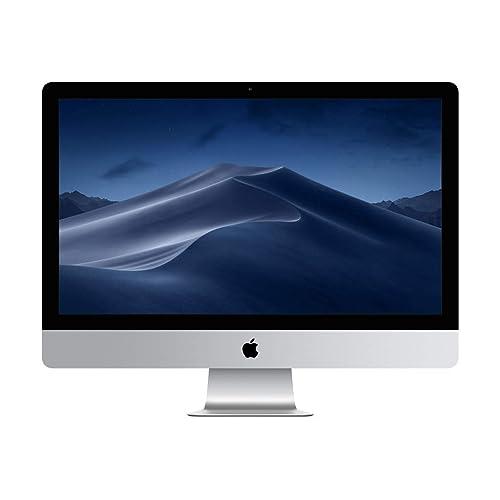 Apple iMac (27インチ, Retina 5Kディスプレイモデル, 3.7GHz 6コア第9世代Intel Core i5プロセッサ)