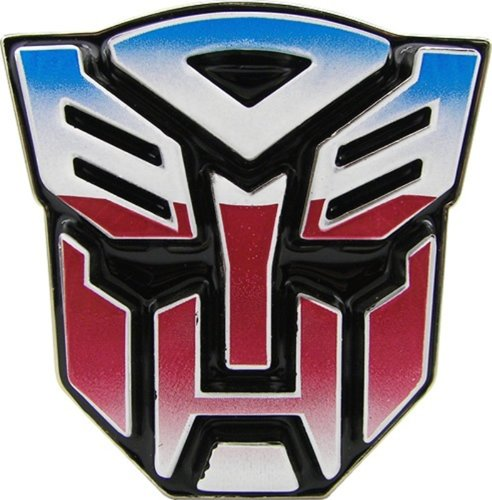Womens Transformers Megatron Costumes (Official Transformer 3D Belt Buckle Multi Color Famous)