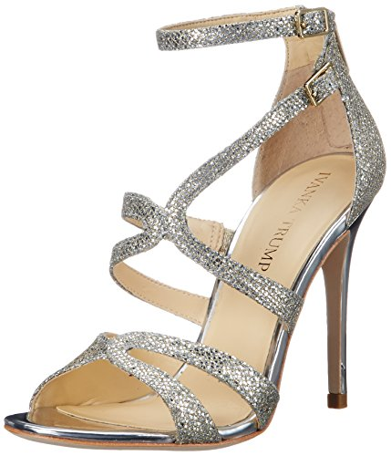 Ivanka Trump Women's Hotis2 Dress Sandal Gold