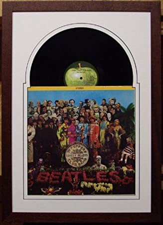 Amazon.com - Record Album Display Frame \