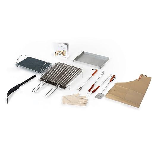 Alfa Kit rosticcere accesorios para horno de leña Gas Pizza ...