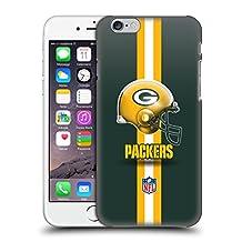 Official NFL Helmet Green Bay Packers Logo Hard Back Case for Apple iPhone 6 / 6s