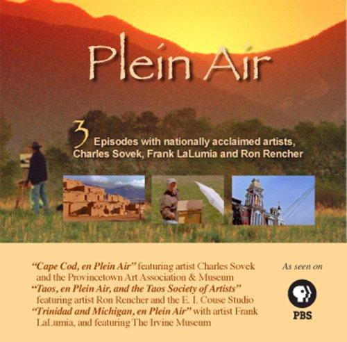 Plein Air, Painting the American Landscape - Cape Cod, Taos, Trinidad episodes