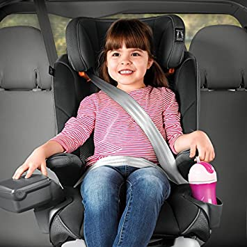 Chicco MyFit LE Harness Booster Car Seat, Starlet