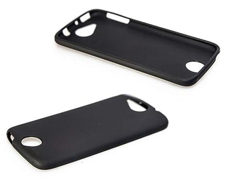 newest b6eb2 ba2ee caseroxx Smartphone Case Acer Liquid Jade S S56 TPU-Case - Shock  Absorption, Bumper Case in black