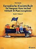 Méthode Européenne Volume 1 - Piano-