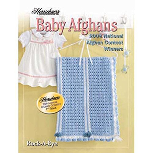 Herrschners Baby Afghans Book 2009 Winners