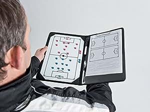 Precision - Carpeta con pizarras tácticas de fútbol