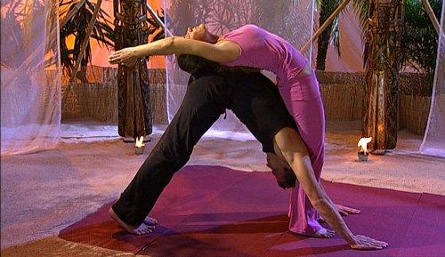 Yoga - Partner-Yoga: Amazon.de: Inga Stendel, Partner Martin ...